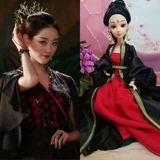 🚚 三生三世十里桃花玄女同款仙子娃娃