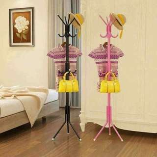 12 hook coat rack