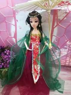🚚 三生三世十里桃花紫萱同款仙子娃娃