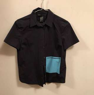 Marc by Marc Jacobs short sleeved shirt