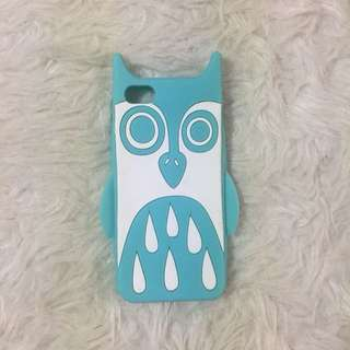 Owl Soft iPhone 5/5s Case