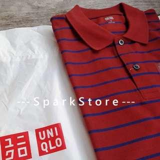Uniqlo Kaos Polo Shirt Dry Pique