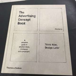 Advertising Books in good condition (Barely used) $10 each