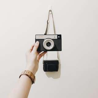 二手相機 - 開放購買 🌿 Lomography Smena 8M 傳統 35mm 底片相機 俄羅斯間諜特務專用 蘇聯製 #新春八折