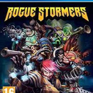 ROgue Stormers-ps4 new