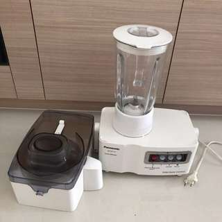 Panasonic juicer n blender