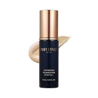 Pony Effect Coverstay Foundation: Colour No. 3