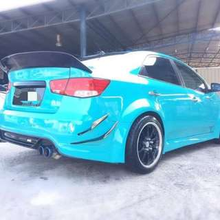 Naza FORTE 1.6 (A) FULL SPEC