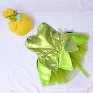 Tinkerbell tutudress Outfit - -