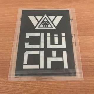 Maze Runner Decal (The Death Cure)
