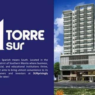 Torre Sur Condo near Perpetual Help Las Pinas