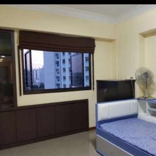 Common Room for Transient Rental till end of April