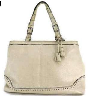 Sale Authentic Coach shoulder bag