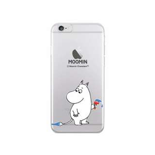 Moomin Clear Jelly Case for Iphone, Galaxy and LG #5