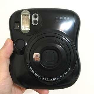 限量款-黑色 富士Fujilim instax mini25 拍立得