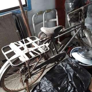 古早腳踏車