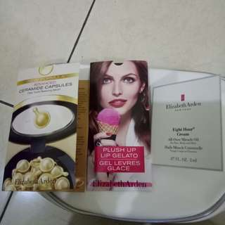 Elizabeth arden sample