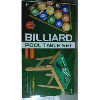 Mini Billiards Set