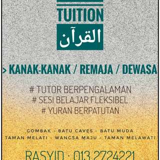 Home Tuition Quran