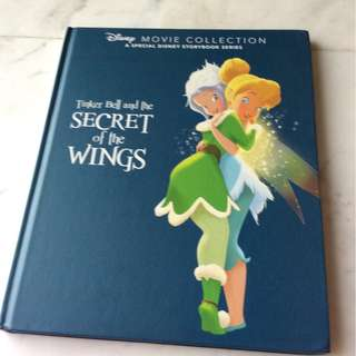 Tinker bell and the secret of wings