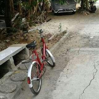 Sepeda lipat jerman jadoel