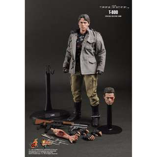 Hot Toys The Terminator T800 MMS136