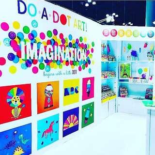 Do-A-Dot Creative Art Set (from USA)