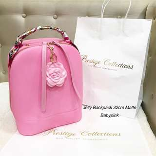 Jelly Back Pack