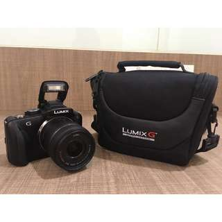 Panasonic LUMIX DMC-G3 (Kit w/ 14-42mm Lumix G VARIO f/3.5-5.6 Lens)