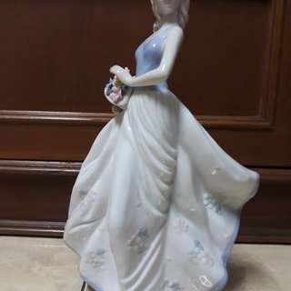 Patung wanita eropa