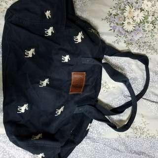 A&F 運動旅行袋