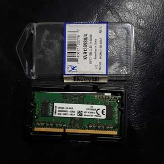Kingston RAM KVR