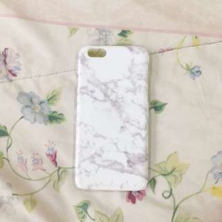 iPhone 6 marble hard case
