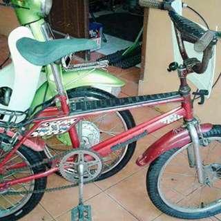 Sepeda bmk tahun 1990