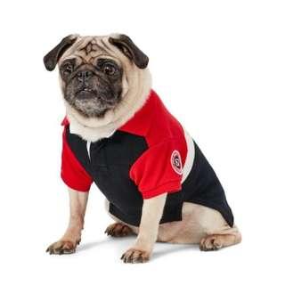 Ralph Lauren cotton dog polo