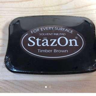 Stazon 防水印泥(貝登堡)