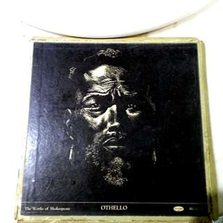 Othello - Works of Shakespeare Vinyl set
