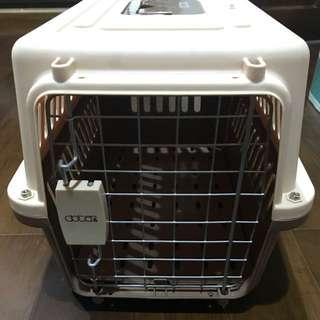 寵物運輸箱 攜帶箱 提箱 小型犬能用 僅使用一次