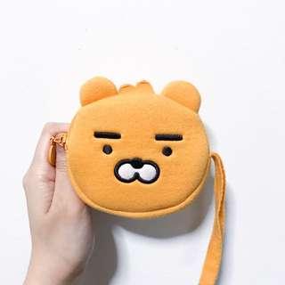 Bear Zip Pouch