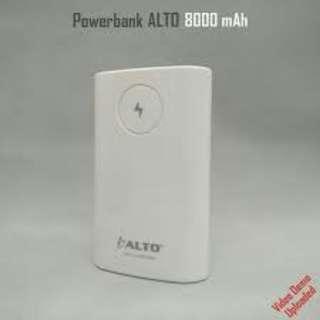 Power Bank Alto 8000 mAh