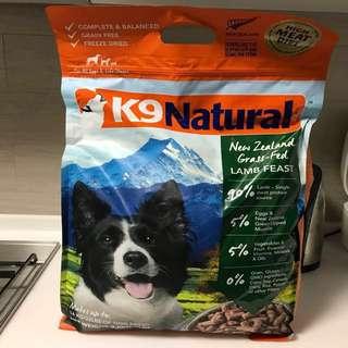 K9 Natural Lamb Feast