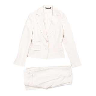 Gucci silk pantsuit size xs