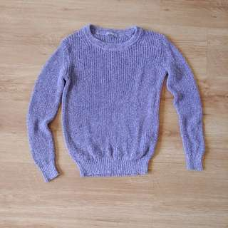 UNIQLO: Mermaid Long sleeve Knit Sweater (Free SF for Metro Manila)