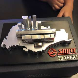SMRT 30th Anniversary Collectible