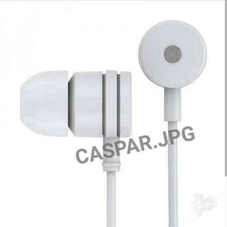 $49小米活塞耳機簡裝版(白色) 小米3 4cis 5s plus 小米note 2 小米max 2 紅米note1 2 3 4x 適用