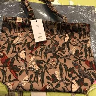 Authentic Herschel Carry all bag
