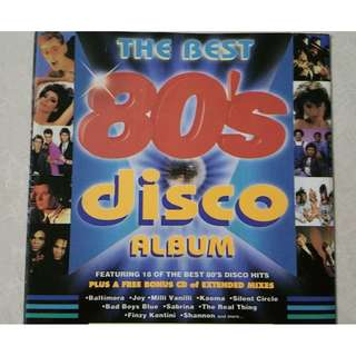 The Best 80's disco Album