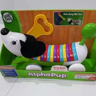 Leapfrog Alphapup