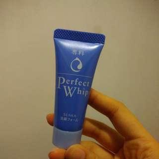 專科 perfect whip洗面乳