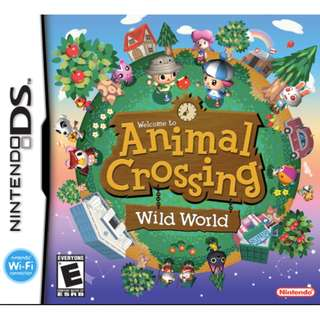 [IN STOCKS] Animal Crossing- Wild World